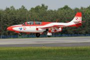 2008 - Poland - Air Force: White & Red Iskras PZL TS-11 Iskra aircraft