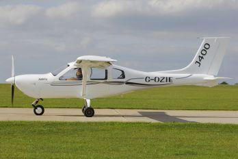 G-OZIE - Private Jabiru J400