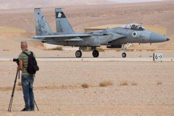 658 - Israel - Defence Force McDonnell Douglas F-15C Eagle