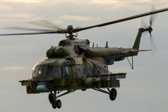 87 - Russia - Air Force Mil Mi-8MT