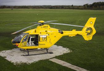 G-NWEM - North West Air Ambulance Eurocopter EC135 (all models)