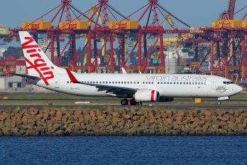 VH-YIO - Virgin Australia Boeing 737-800