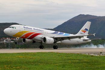 LZ-BHE - Balkan Holidays Air Airbus A320