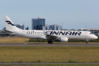OH-LKK - Finnair Embraer ERJ-190 (190-100)