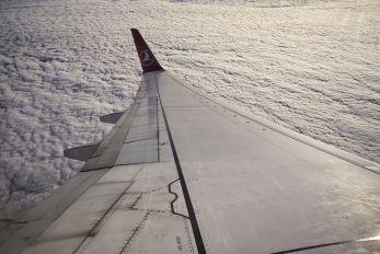 TC-JFY - Turkish Airlines Boeing 737-800