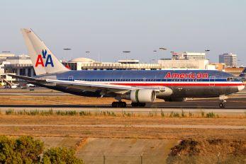 N336AA - American Airlines Boeing 767-200