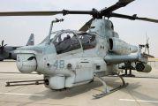 168418 - USA - Marine Corps Bell AH-1Z Viper aircraft