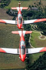 A-922 - Switzerland - Air Force: PC-7 Team Pilatus PC-7 I & II