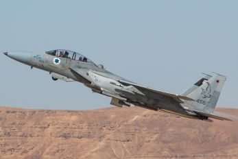 455 - Israel - Defence Force McDonnell Douglas F-15D Eagle