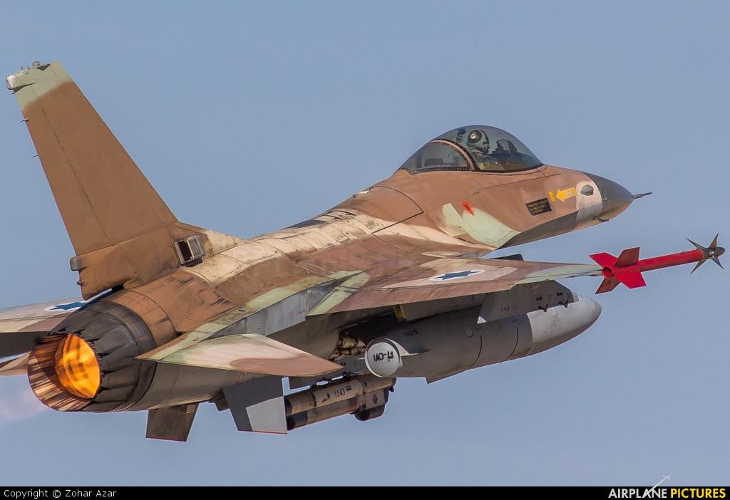 Israel - Defence Force 246 aircraft at Ovda