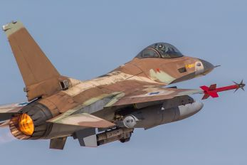 246 - Israel - Defence Force General Dynamics F-16A Fighting Falcon