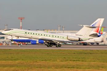 RA-65574 - Center-South Airlines Tupolev Tu-134B
