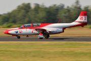 2008 - Poland - Air Force: White & Red Iskras PZL TS-11 Iskra aircraft