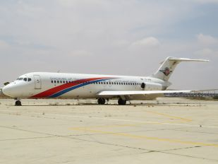 C5-AEB - Ghadames Air Transport McDonnell Douglas DC-9