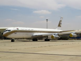 5A-DAK - Libyan Arab Airlines Boeing 707