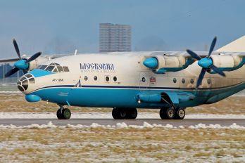 RA-12195 - Moskovia Airlines Antonov An-12 (all models)