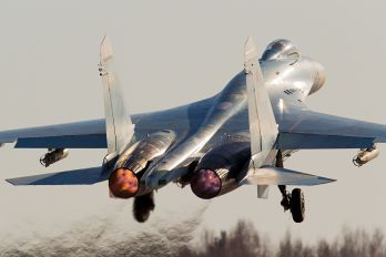 11 - Russia - Air Force Sukhoi Su-27