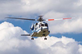PR-OHI - Omni Táxi Aéreo Sikorsky S-92