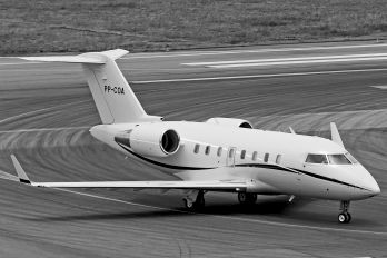 PP-COA - Private Canadair CL-600 Challenger 605