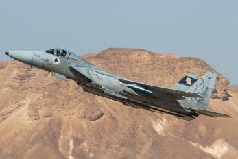 698 - Israel - Defence Force McDonnell Douglas F-15C Eagle