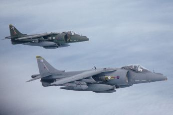 ZG503 - Royal Air Force British Aerospace Harrier GR.9