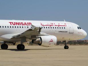 TS-IMT - Tunisair Airbus A320