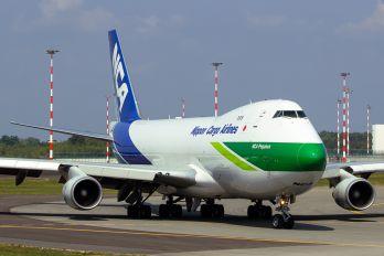 JA04KZ - Nippon Cargo Airlines Boeing 747-400F, ERF
