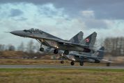 77 - Poland - Air Force Mikoyan-Gurevich MiG-29A aircraft