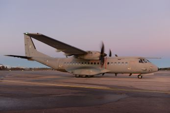 CC-2 - Finland - Air Force Casa C-295M