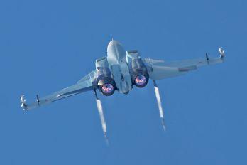 055 - Russia - Air Force Sukhoi Su-30SM