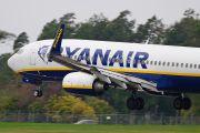EI-EMR - Ryanair Boeing 737-800 aircraft