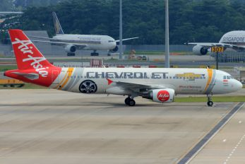 PK-AXA - AirAsia (Indonesia) Airbus A320