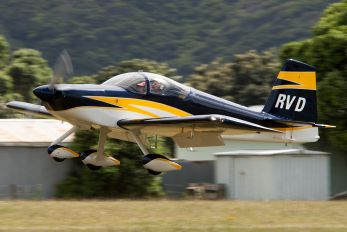 ZK-RVD - Private Vans RV-7A