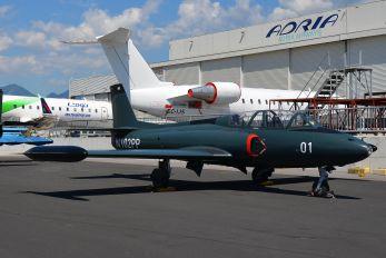 N102PP - Air Aquila Soko G-2A Galeb
