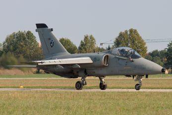 MM7169 - Italy - Air Force AMX International A-11 Ghibli
