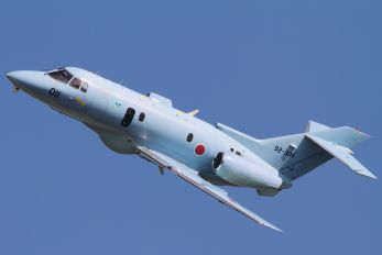 92-3011 - Japan - Air Self Defence Force Hawker Beechcraft U-125A