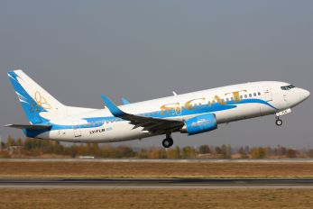LY-FLB - SCAT Airlines Boeing 737-300
