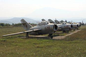 5-09 - Albania - Air Force Mikoyan-Gurevich MiG-15 UTI