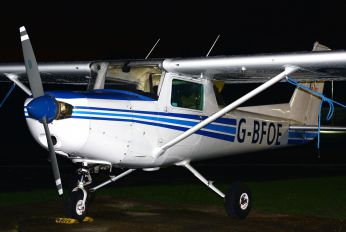 G-BFOE - Private Cessna 152