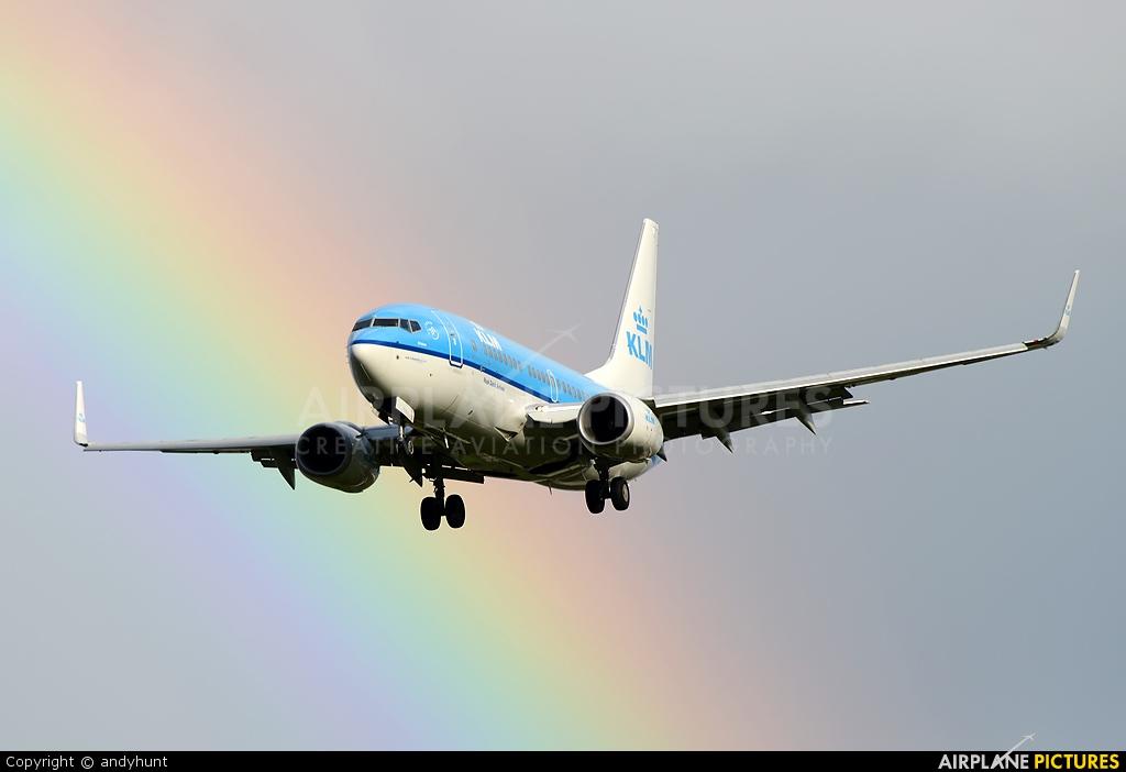 KLM PH-BGE aircraft at London - Heathrow
