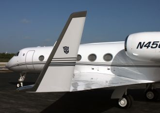 N4500X - Private Gulfstream Aerospace G-IV,  G-IV-SP, G-IV-X, G300, G350, G400, G450