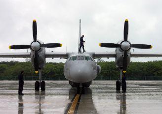 AMT-212 - Mexico - Navy Antonov An-32 (all models)
