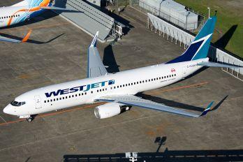 C-FUSM - WestJet Airlines Boeing 737-800