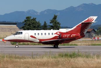 LY-DSK - Aurela Hawker Beechcraft 850XP