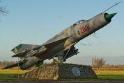 2001 - Poland - Air Force Mikoyan-Gurevich MiG-21M aircraft