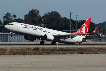 TC-JYA - Turkish Airlines Boeing 737-900ER