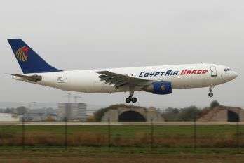 SU-GAC - Egyptair Cargo Airbus A300