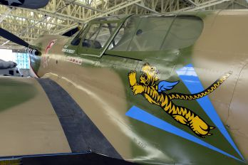 NX40FT - Private Curtiss P-40E Warhawk