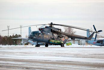 407 - Russia - Air Force Mil Mi-8T