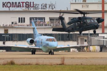 82-3009 - Japan - Air Self Defence Force Hawker Beechcraft U-125A